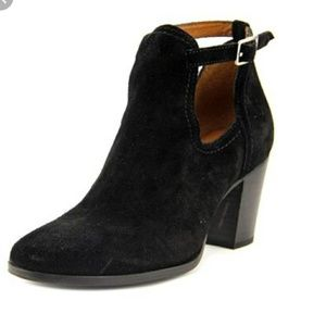 "The Frye ""Meghan"" Shottie leather Bootie"